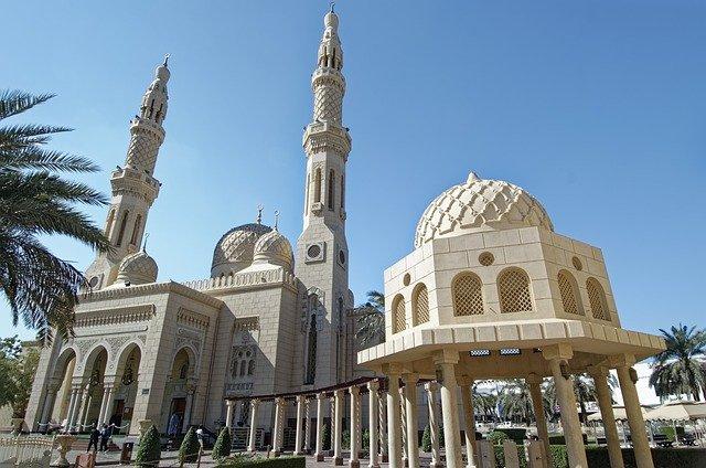 Jumeirah-Moschee