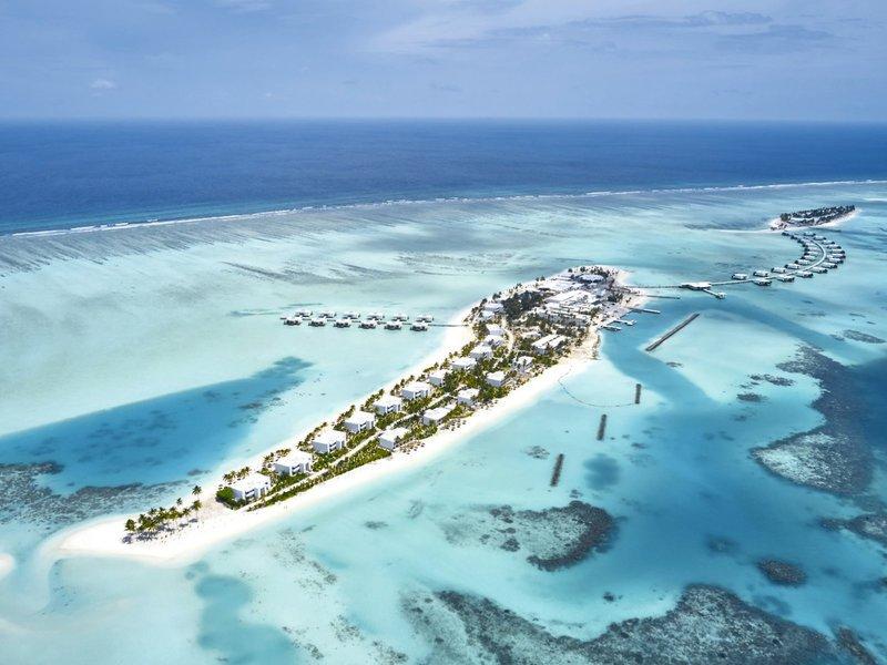 Lage Hotel RIU Atoll