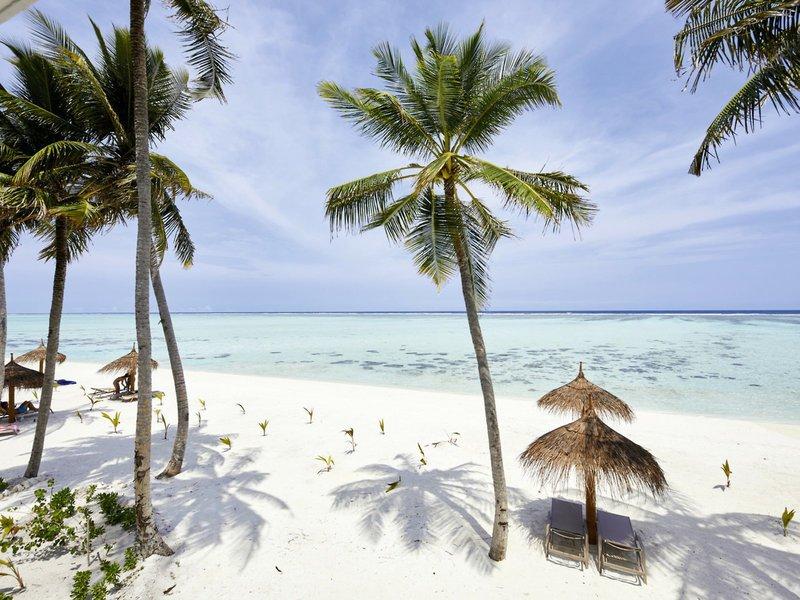 Strand Hotel RIU Atoll