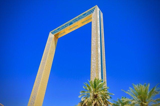 Dubai Rahmen 3
