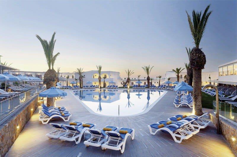 Hoteltipps Kreta Familienhotel Lyttos Beach Poollandschaft
