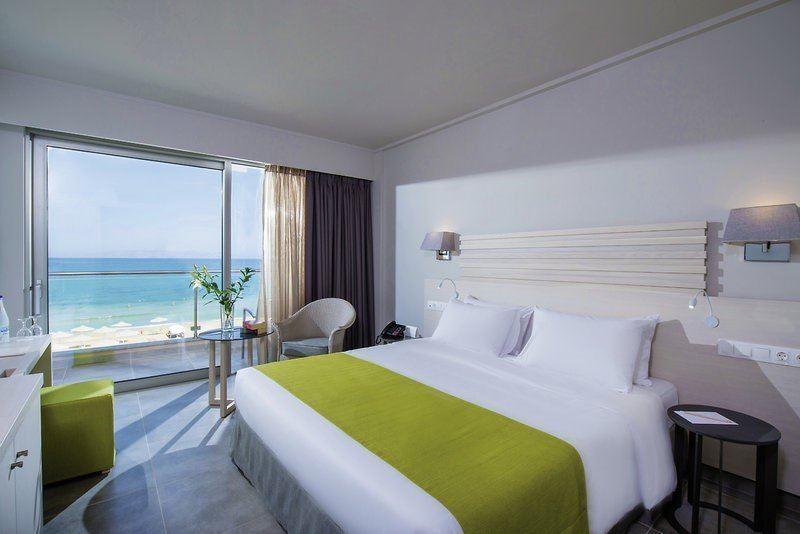 Hoteltipps Kreta Hotels mit Pool Hotel Sentido Unique Blue Resort Wohnung mit Meerblick