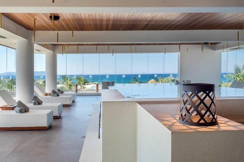Hoteltipps Kreta Hotels mit Pool Stella Island Luxury Resort Hallenbad
