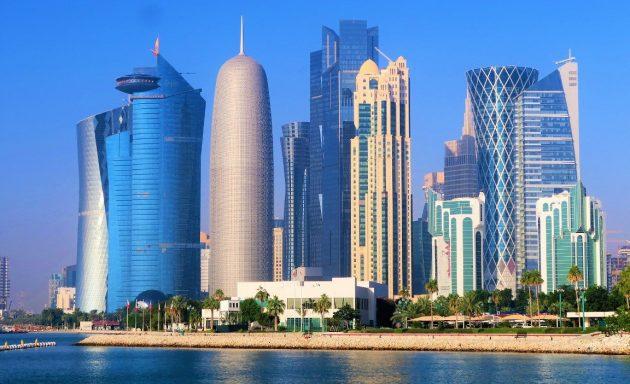 Flugzeit Frankfurt nach Katar
